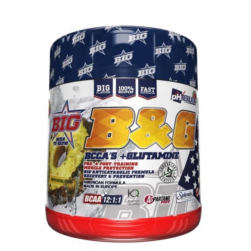 BIG - B&G piña