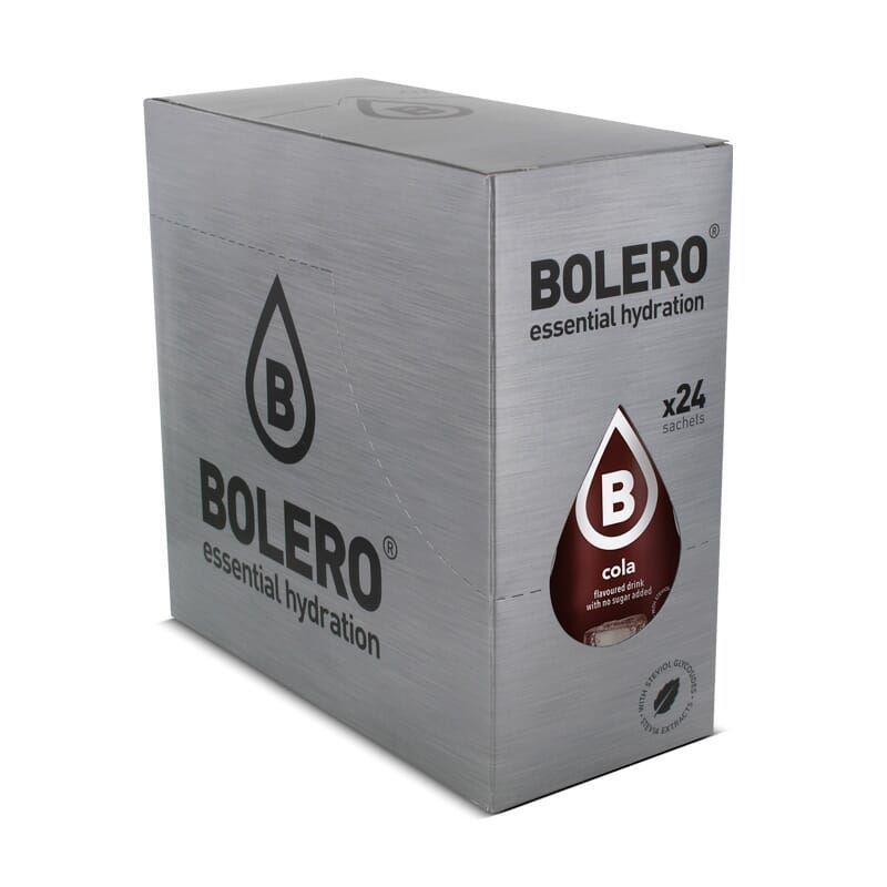 BOLERO Caja Entera (CON STEVIA) 24 SOBRES DE 9G