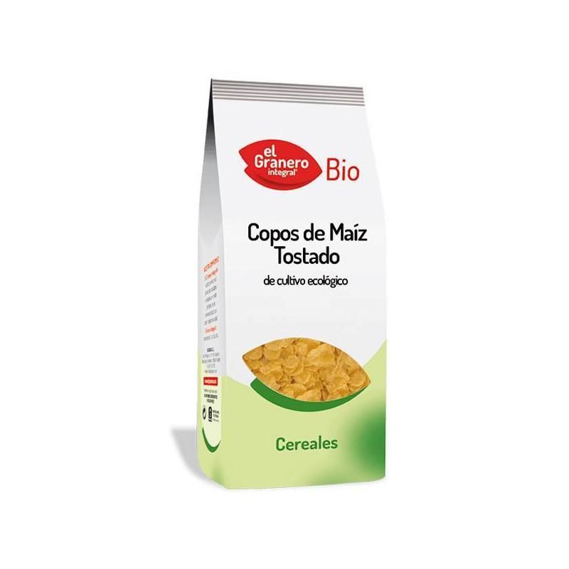 COPOS DE MAÍZ TOSTADO BIO - 400G