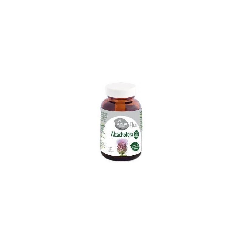 El Granero Integral Alcachofera 600 mg 120 comp.