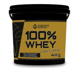 100% WHEY GOLD 4Kg