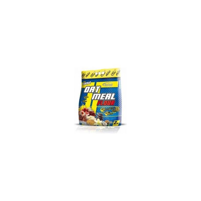 Harina de Avena - Oat Flour 2kg - RevTech
