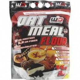 Harina de Avena - Oat Flour 2kg - WD Nutrition