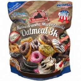 Harina de Avena - Oat Flour 3kg - Max Protein