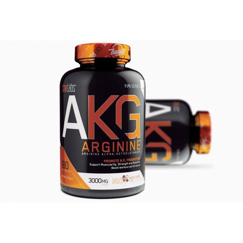 AKG ARGININE from Starlabs Nutrition®
