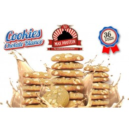 MAX PROTEIN - COOKIES - CHOCOLATE BLANCO
