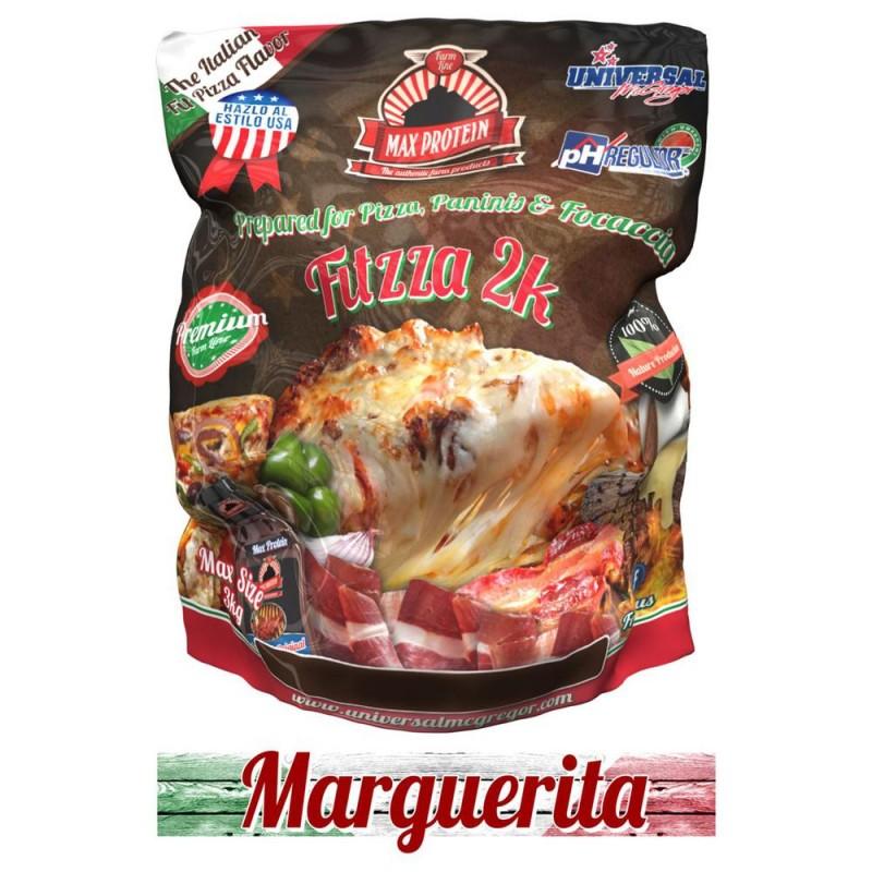 MAX PROTEIN - FITZZA® - MARGUERITA