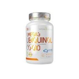OMEGA3 UBIQUINOL CO-Q10 - 60 CÁPSULAS