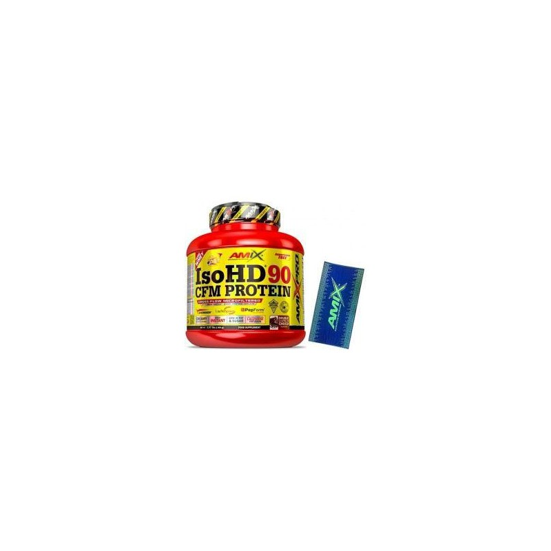 Pack Amix Pro Iso HD CFM Protein 90 1800 gr + Toal