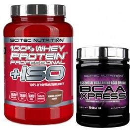 Pack Scitec Nutrition 100% Whey protein Profession