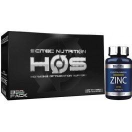 Pack Scitec Nutrition HOS Trio Pack - Ciclo 25 día