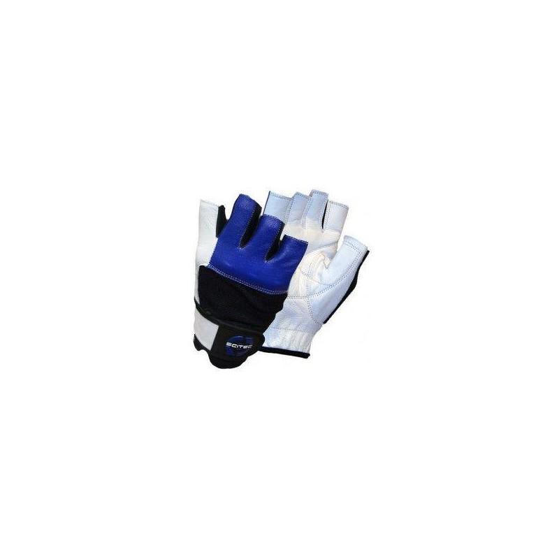 Scitec Guantes Blue Style