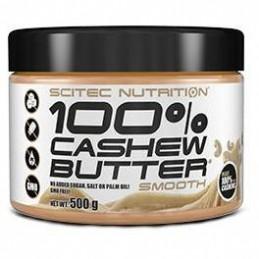 Scitec Nutrition 100% Cashew Butter - Mantequilla