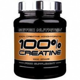 Scitec Nutrition 100% Creatina Monohidrato 1 kg