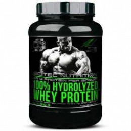 Scitec Nutrition 100% Hydrolyzed Whey Protein 910