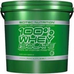 Scitec Nutrition 100% Whey Isolate con L-Glutamina