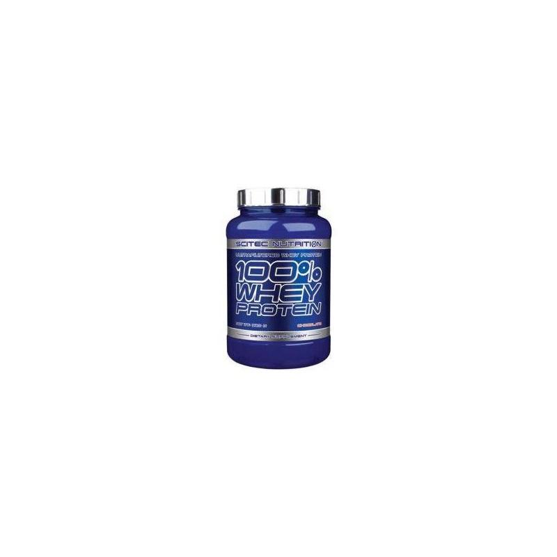 Scitec Nutrition 100% Whey Protein con Aminoacidos