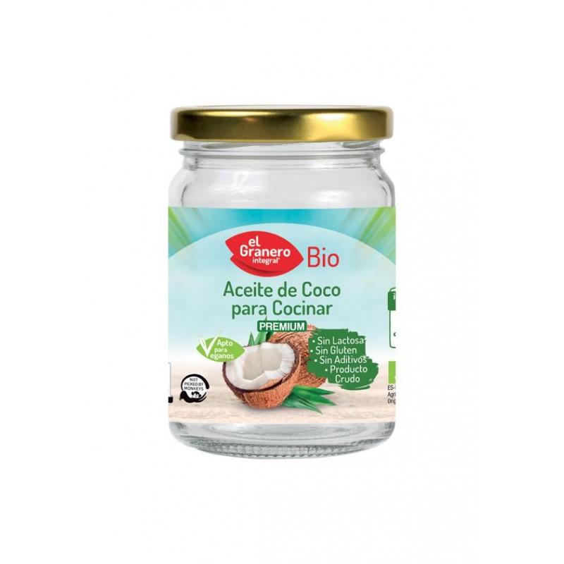 El Granero Integral Aceite De Coco Para Cocinar Bi