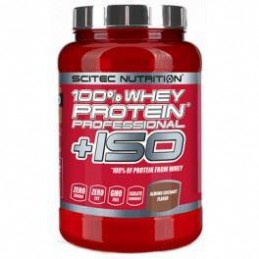 Scitec Nutrition 100% Whey protein Professional +