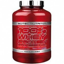 Scitec Nutrition 100% Whey protein Professional 2,
