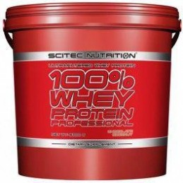 Scitec Nutrition 100% Whey protein Professional 5