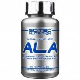 Scitec Nutrition ALA - Ácido Alfa Lipoico 50 caps