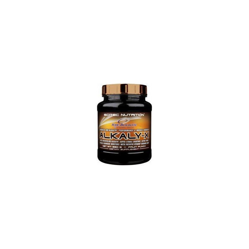 Scitec Nutrition Alkaly-X Kre-Alkalyn Creatina 660