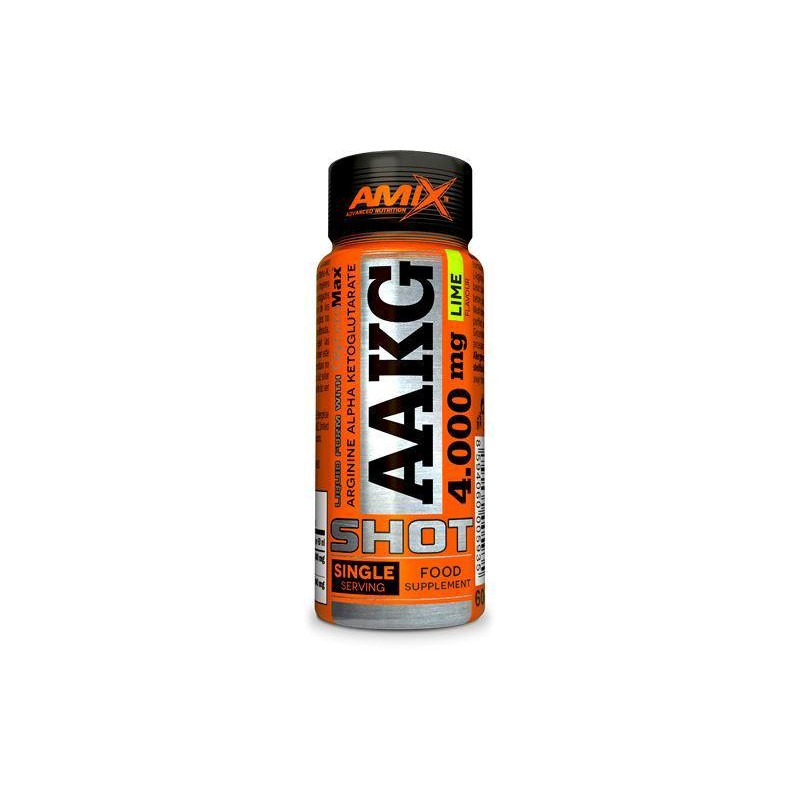 Amix AAKG 4000mg Shot 1 vial x 60 ml