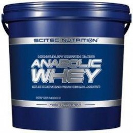 Scitec Nutrition Anabolic Whey 4 kg