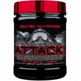 Scitec Nutrition Attack 2.0 320 gr