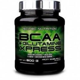 Scitec Nutrition BCAA + Glutamina Xpress 600 gr