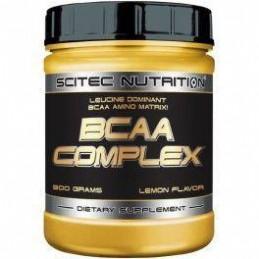 Scitec Nutrition BCAA Complex 300 gr