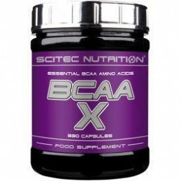 Scitec Nutrition BCAA X 330 caps