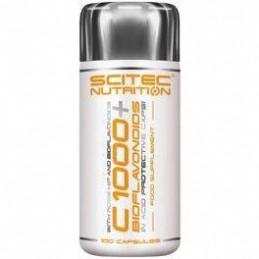 Scitec Nutrition C1000 + Bioflavonoids 100 caps