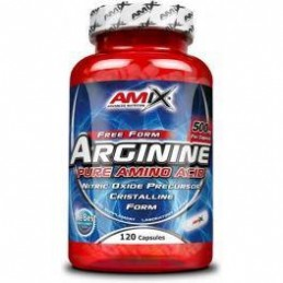 Amix Arginina 120 caps