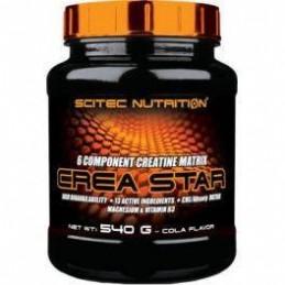 Scitec Nutrition Crea Star 540 gr