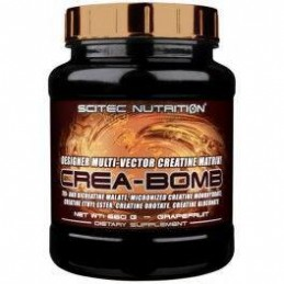 Scitec Nutrition Crea-Bomb 660 gr