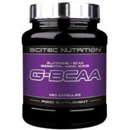 Scitec Nutrition G-BCAA 250 caps
