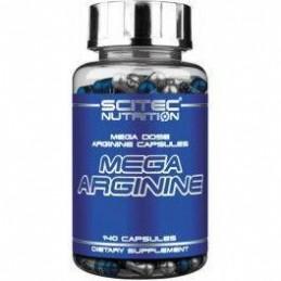 Scitec Nutrition Mega Arginina 140 caps