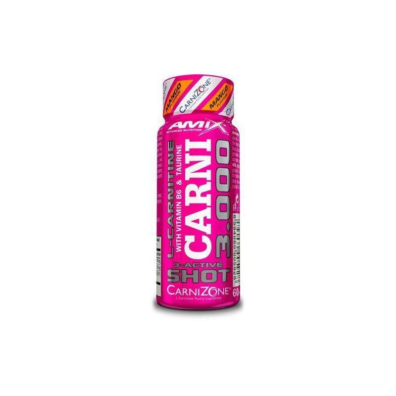Amix CarniShot 3000mg 1 vial x 60 ml
