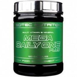 Scitec Nutrition Mega Daily One Plus 120 caps