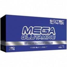 Scitec Nutrition Mega Glutamina 120 caps