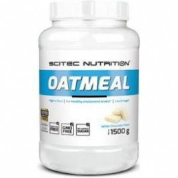 Scitec Nutrition Oatmeal - Harina de Avena 1500 gr