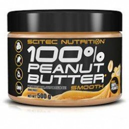 Scitec Nutrition Peanut Butter + Protein - Mantequ