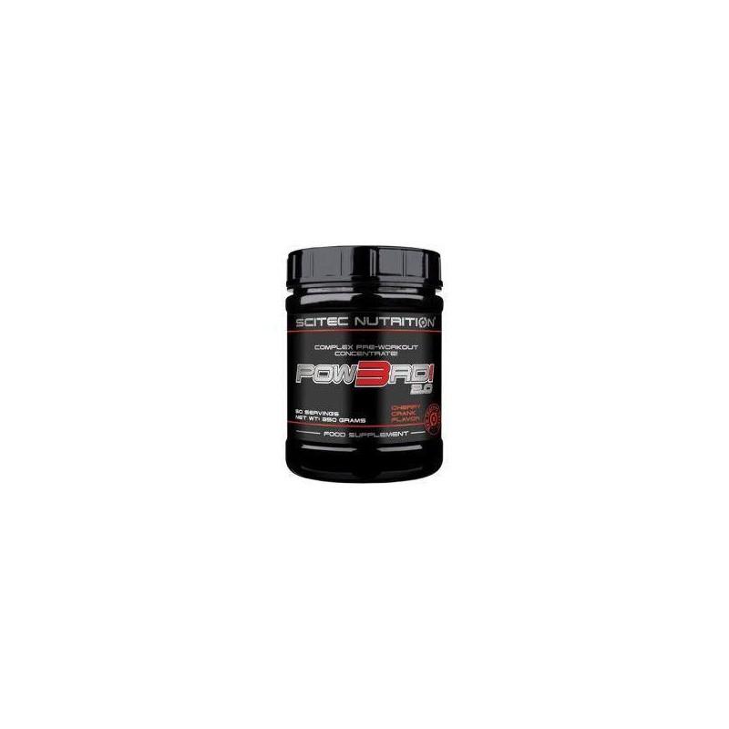 Scitec Nutrition Pow3rd! 2.0 350 gr