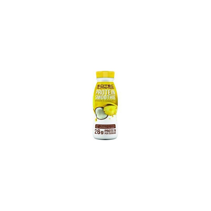 Scitec Nutrition Protein Smoothie 1 botella x 330