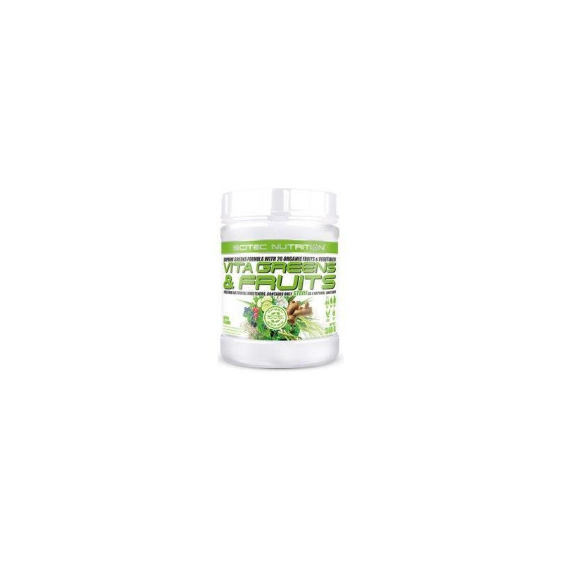 Scitec Nutrition Vita Greens & Fruits con Stevia 3