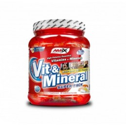 Vitamins & Minerals SuperPack (30 packs)