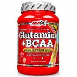 Amix Glutamina + BCAA 1000 gr