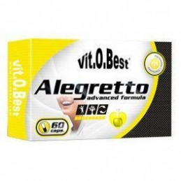 VitOBest Alegretto 60 caps